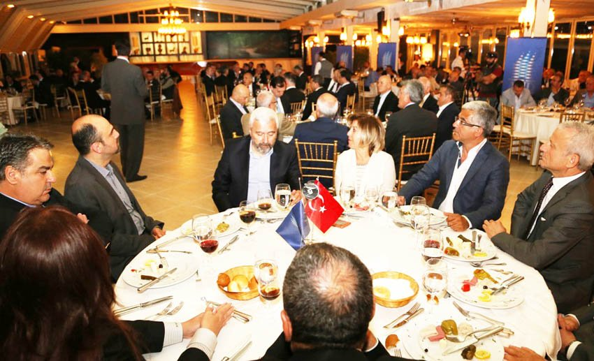 Anadolu Yakası Müteahhitleri Büyük Kulüp'te buluştu…