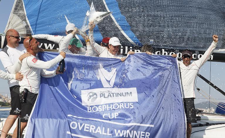 Bosphorus Cup, Kalamış Marina'daki ödül töreniyle son buldu…