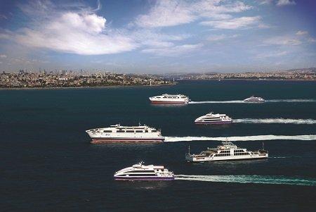 İstanbul'da kalanlar Adalar'ı tercih etti…