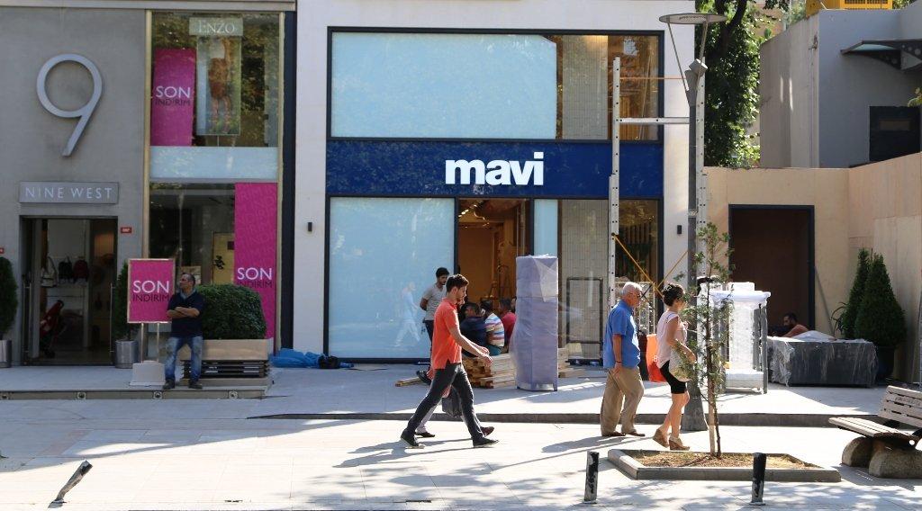 MAVİ, Bağdat Caddesi'nde ikinci şubesini açıyor…