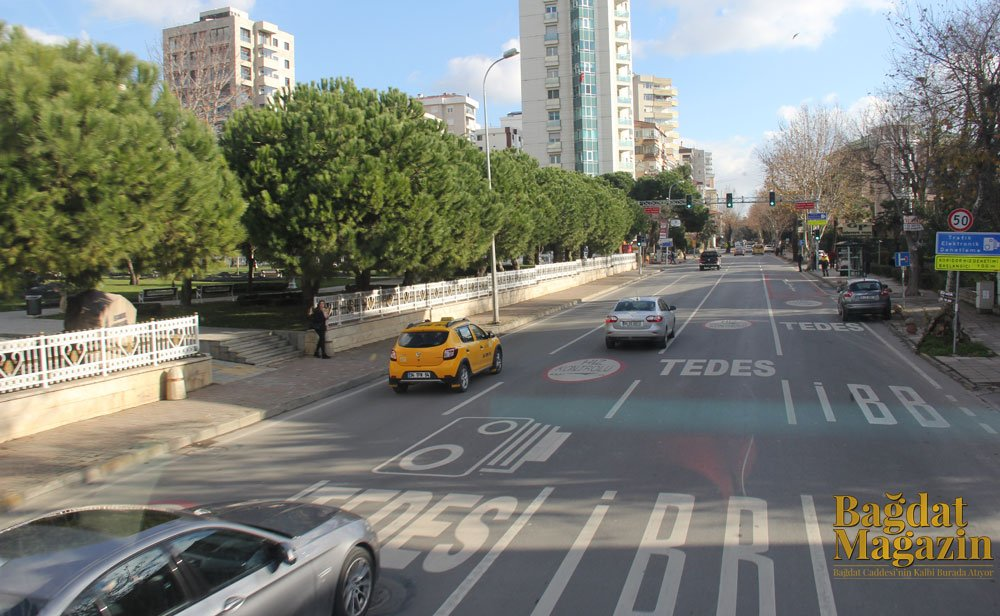 Bağdat Caddesi'ne tramvay
