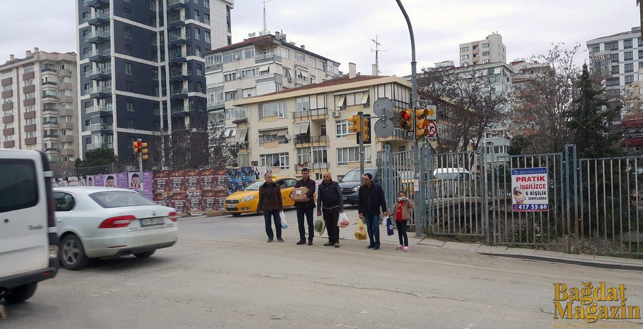 Kasadar Sokak Köprüsü