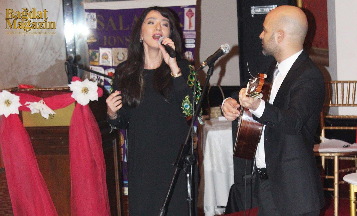 Türk-Ispanyol Kültür Gecesi