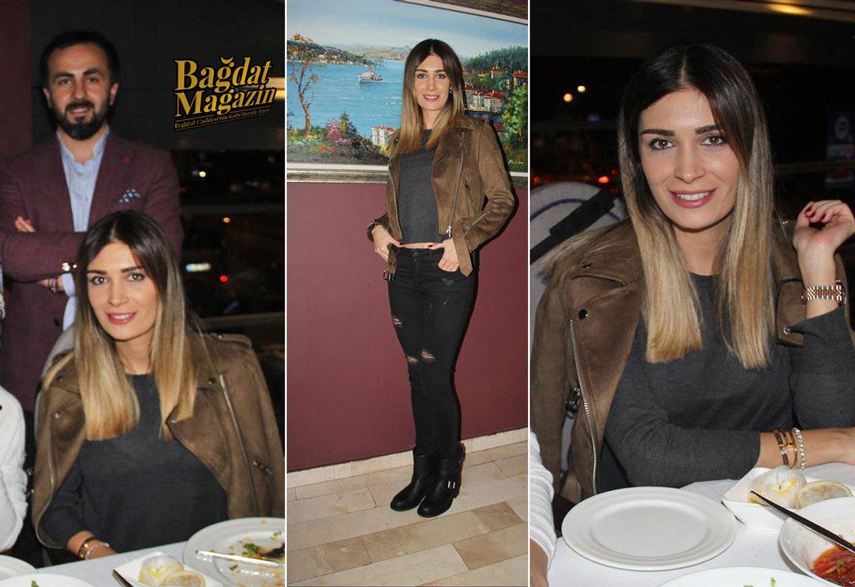 Irmak Atuk, Bağdat Magazin objektiflerinde