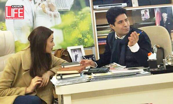 Stüdyo Süleyman, Hamida Hacizade'nin fotoğraf sponsoru oldu