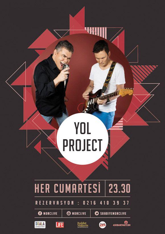 Monc Live Suadiye Yol Project Konseri